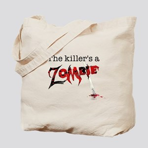The killers a zombie Tote Bag