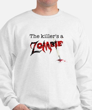 The killers a zombie Sweatshirt