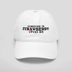 Strawberry: Loves Me Cap