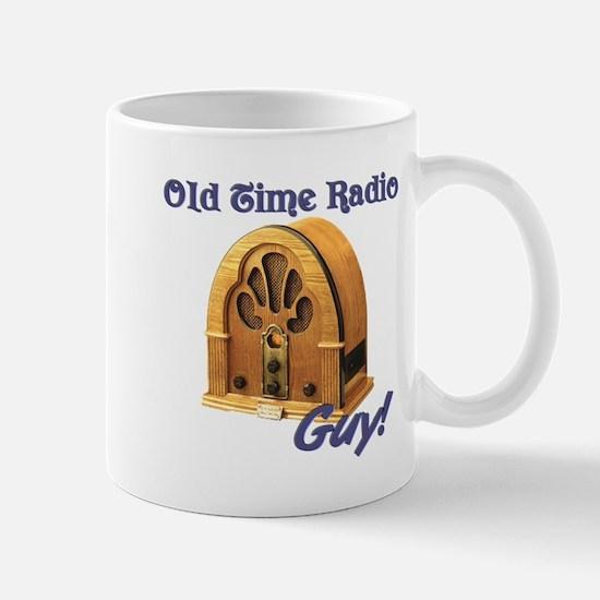 Old Time Radio Guy Mug