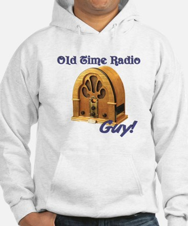Old Time Radio Guy Hoodie