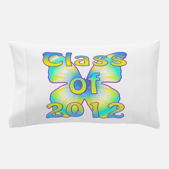 Class of 2012 Pillow Case
