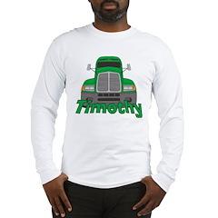 Trucker Timothy Long Sleeve T-Shirt