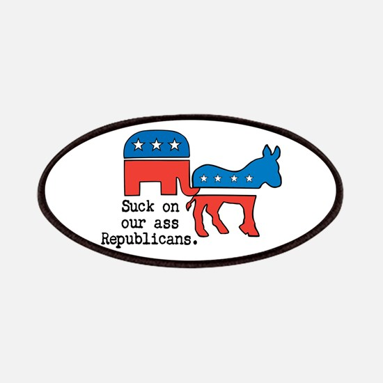 2012 Election. Patches