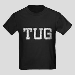 TUG, Vintage, Kids Dark T-Shirt