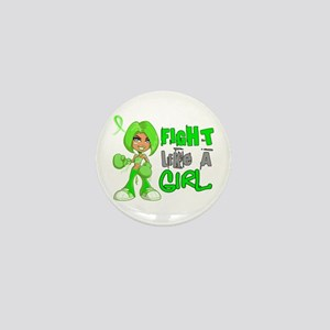 Licensed Fight Like a Girl 42.8 NH Lym Mini Button