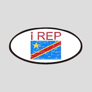 I Rep Democratic Republican Patches