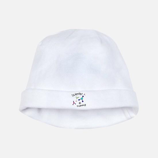 Scientist in Training baby hat