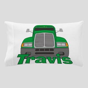 Trucker Travis Pillow Case