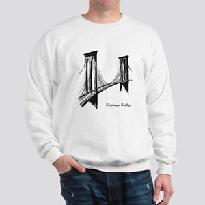 Brooklyn Bridge (Sketch) Sweatshirt