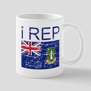 I Rep British Virn Island Mug
