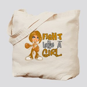 Licensed Fight Like a Girl 42.8 Appendix Tote Bag