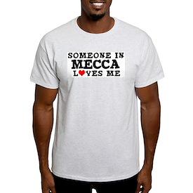 Mecca: Loves Me Ash Grey T-Shirt