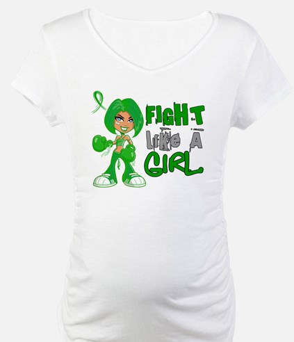 Licensed Fight Like a Girl 42.8 Shirt