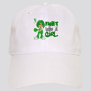 Licensed Fight Like a Girl 42.8 Cerebral Palsy Cap