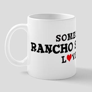 Rancho San Diego: Loves Me Mug