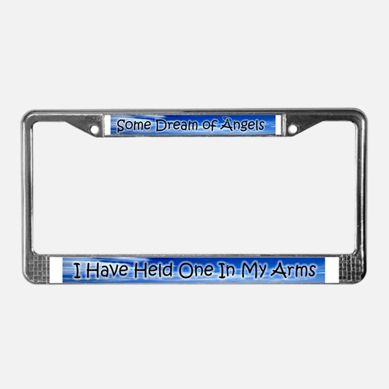 Funny Baby License Plate Frame