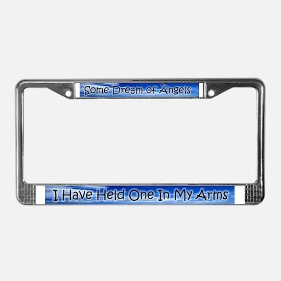 Cute Items License Plate Frame
