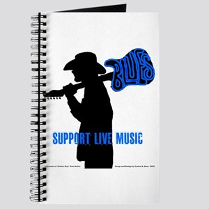 BLUES MAN - SUPPORT LIVE MUSIC Journal