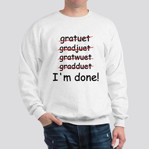 Graduation Sweatshirt