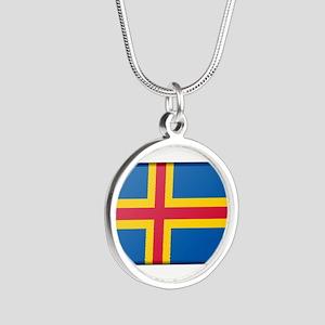 Aland Flag Necklaces
