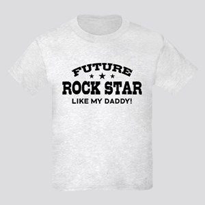 Future Rock Star Kids Light T-Shirt