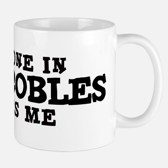 Paso Robles: Loves Me Mug