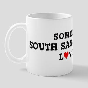 South San Jose Hills: Loves M Mug