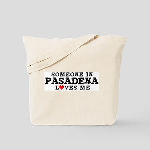 Pasadena: Loves Me Tote Bag