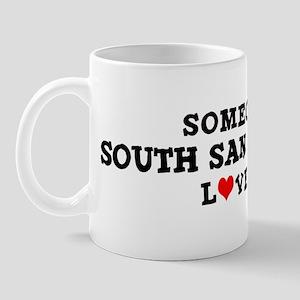 South San Francisco: Loves Me Mug