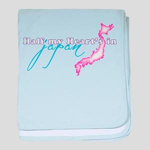 JapanHalf baby blanket