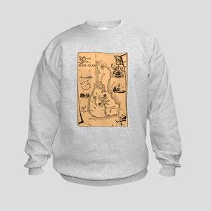Block Island Kids Sweatshirt