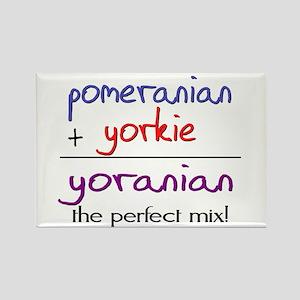 Yoranian PERFECT MIX Rectangle Magnet