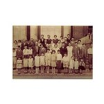 1929 Reunion Rectangle Magnet