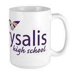 chrysalis-high-school Large Mug