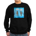 richdiesslin_seahorse_gender_3d Sweatshirt (da