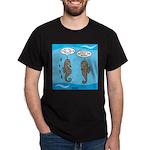 richdiesslin_seahorse_gender_3d Dark T-Shirt