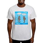 richdiesslin_seahorse_gender_3d Light T-Shirt
