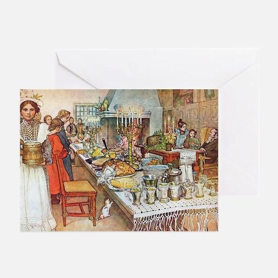 Scandinavian Celebration Greeting Cards (Pk of 10)