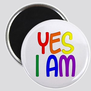 Yes I Am Magnet