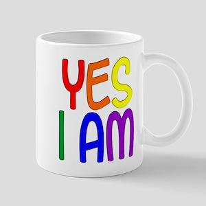 Yes I Am Mug