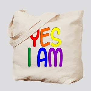 Yes I Am Tote Bag