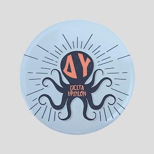Delta Upsilon Octopus Button