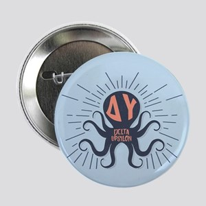 "Delta Upsilon Octopus 2.25"" Button (10 pack)"