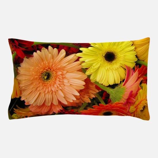 Gerbera Daisies Pillow Case