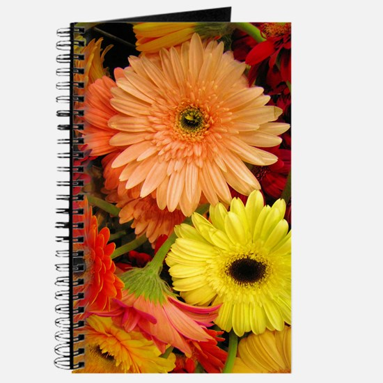 Gerbera Daisies Journal