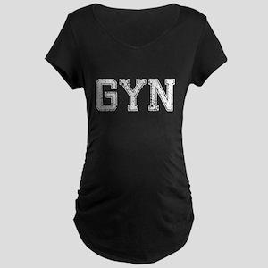 GYN, Vintage, Maternity Dark T-Shirt