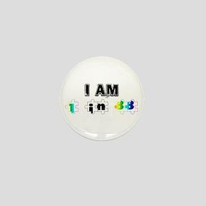 I am in in 88 Mini Button