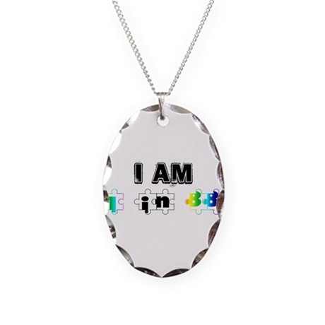 I am in in 88 Necklace Oval Charm