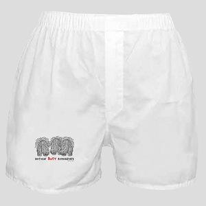 Nothin' Butt Komondors Boxer Shorts
